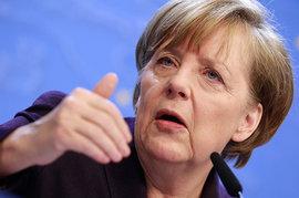 Ангела Меркель: ЕС пока не может отменить антироссийские санкции