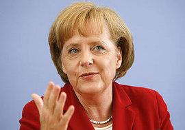 Меркель пообещала Порошенко 500 млн евро кредитных гарантий на восстановление Донбасса