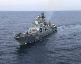 противолодочный корабль Вице-адмирал Кулаков, Северный флот