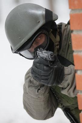 спецназ, Россия