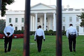 Личность мужчины, проникнувшего на территорию Белого дома, установлена