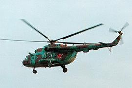 Пострадавшие при крушении вертолета Ми-8 перевезены в Красноярск