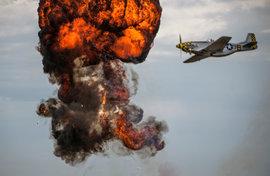Воздушный бой, США