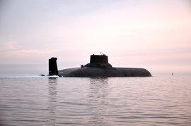 Военные обнаружили и обратили в бегство японскую подлодку