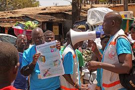 Вирус Эбола убил 1350 человек в Африке