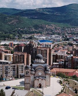 Православные монастыри, Косово, Метохия, Космет