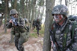 Морские пехотинцы, Южная Корея