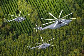 Ми-26, Ми-8АМТШ, вертолет