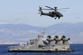 НАТО, военные учения