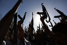 Представители Сирии обвинили США в поддержке