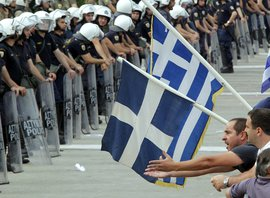 О том, почему кризис в Греции может завершиться разворотом Афин в сторону России Pravda.Ru рассказала Теодора Янници, директор Греческого культурного центра