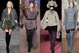 мода, актуальность, модный, сапоги, ботфорты, выбор, одежда, сочетать, стиль, тенденция, сапоги выше колен