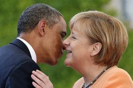 Обама и Меркель считают, что голод и разруха в Новороссии - это нормально