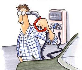 Ценам на бензин не дадут обогнать инфляцию