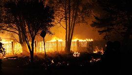 Площадь пожаров в Бурятии растет - МЧС
