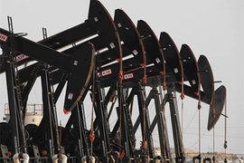Нефть слегка снизилась в цене