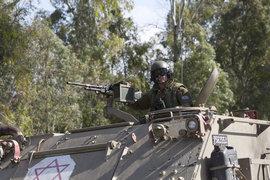 Израиль, армия,