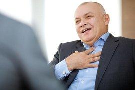 Телеведущий Дмитрий Киселев предложил узаконить в России однополые союзы