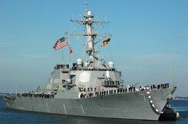 Черноморский флот возьмет на прицел ракетный эсминец НАТО, который войдет в Черное море