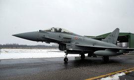 НАТО, Литва, авиабаза Шяуляй