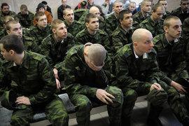 Жители Луганска и Донецка будут служить только в тылу