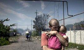 ОБСЕ: Кровопролитие среди невинного населения Донецка растет