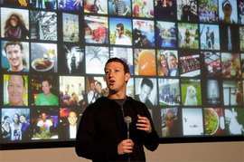 СМИ: Facebook блокирует за слово