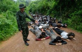 Таиланд, военные
