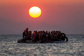 В Средиземном море спасены 1830 мигрантов