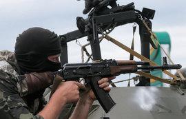 Ополченцам удалось взять под контроль все КПП на границе ДНР и России