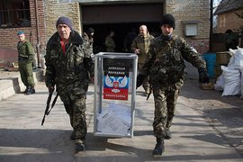 ДНР обсудит в Минске выборы и закон об особом статусе