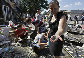 В ООН не увидели катастрофы в Донбассе