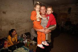 Ополченцы сняли блокаду Донецка, но положение города остается тяжелым
