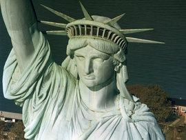 Статуя Свободы, Америка