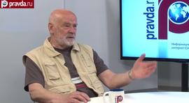 Писатель Владимир Губарев в прямом эфире видеоканала Pravda.Ru рассказывает о главных проблемах российской науки