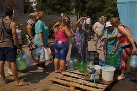 Украина собирается засушить Юго-Восток: около полумиллиона жителей ЛНР остались без воды