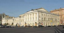 В Москве чуть не сгорел Малый театр