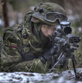 НАТО, военные учения, Литва