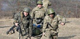 Киев сообщает об очередных потерях на Донбассе