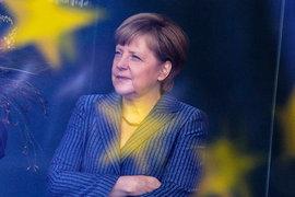 Ангела Меркель, Германия, Евросоюз