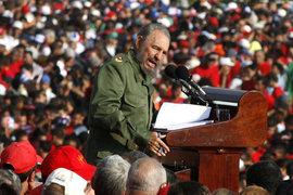 Фидель Кастро, Куба