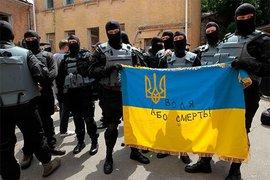 Украина, боевики