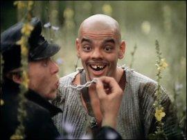 Юрий Богатырев, Константин Райкин, кадр из фильма Свой среди чужих, чужой среди своих