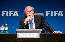 Йозеф Блаттер поделился с прессой своими опасениями по поводу дальнейшей судьбы ФИФА