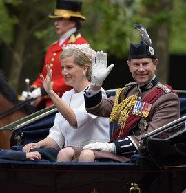 принц Эдвард, граф Уэссекский, Софи, графиня Уэссекса