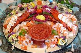 #морепродукты
