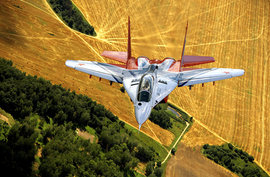 самолет, Россия