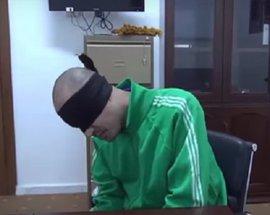 Сына Каддафи унизили и избили. ВИДЕО