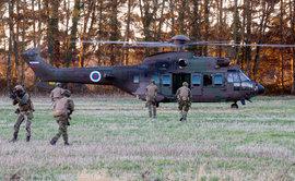 Бельгийский спецназ