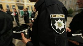 Первый день работы киевской полиции: разбили четыре служебных авто, потеряли два пистолета